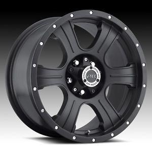 17 inch V Tec Assassin Machined Wheels Rims 8x6 5 Hummer H2 Suburban Sierra 8LUG