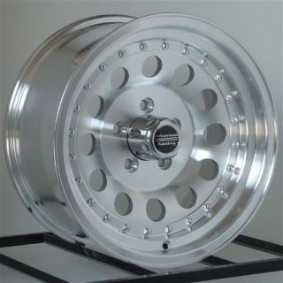 14 inch Wheels Rims Nissan Truck Toyota Pickup Chevy GMC Isuzu 6 Lug Outlaw II