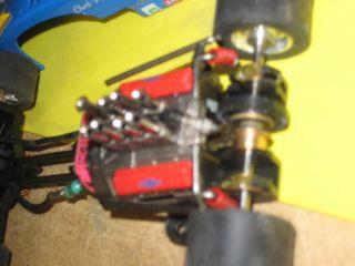1 32 Scale Slot Car Vanquish McLaren M8D Aluminum Wheels Penske BWA Ninco Can Am