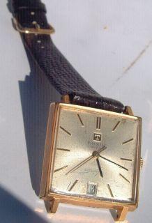 Vintage Tissot Visodate Automatic Mens Wristwatch 21 Jewels Possible Shipping