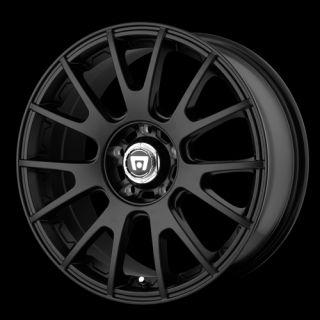17 inch Black Wheels Rims Dodge Ford Nissan Jeep 5 Lug