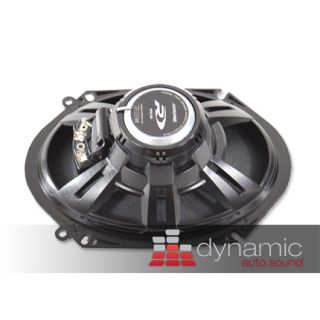 Alpine Type R Speakers