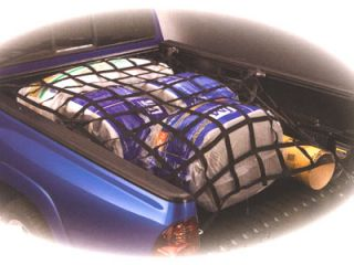 Toyota Tacoma 2005 2013 Cargo Net Short Bed PT347 35051