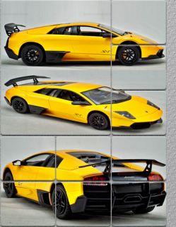Lamborghini Murcielago LP670 4 SV RH2015 RC Radio Remote Control Car SCALE1 14