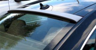 2010 Mercedes E Class Sedan W212 Factory Style Rear Roof Spoiler Unpainted