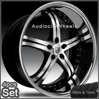 20 for Mercedes Benz Wheels Tires Lexani LSS55 Rims