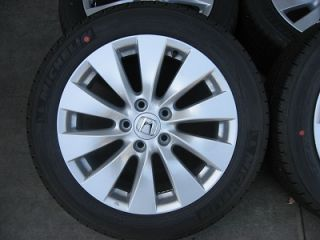 "17"" Honda Accord Sedan Set of Wheels Tires 2013"