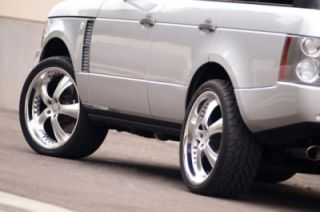 "22"" Range Rover Sport HSE Land Rover LR3 Wheels Rims"