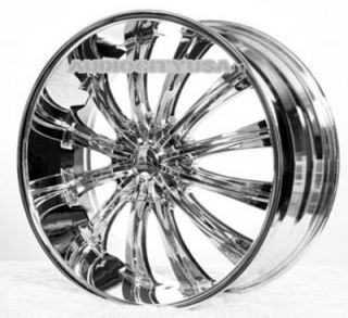 "22"" inch Ben Wheels and Tires Rims for 300C Charger Magnum Challenger"