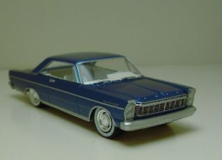 GL 1965 Ford Galaxie 500 Classic Car Limited with Rubber Tires