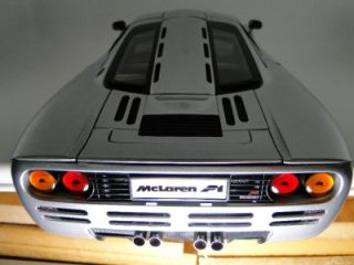 Mercedes Racing V12 Engine in McLaren Formula Race Car GTR FIA F1 SLR GT 1 12 Mm