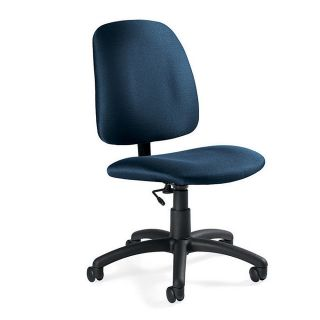 Office Source Armless Swivel Chair Frame On PopScreen