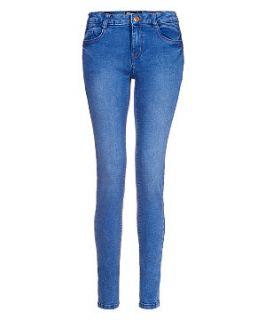 32in Blue Skinny Jeans