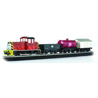 Bachmann HO Scale Thomas and Friends Salty Dockside Delivery Train Set Bachmann Trains