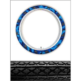 SweetSkinz Nightwing Bicycle Tire (26 x 2.125) Bike Parts & Accessories