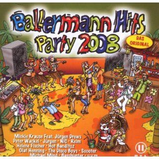 Ballermann Hits Party 2008: Musik
