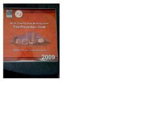 North Carolina State Building Code Fire Prevention Code (2009) International Code Council (ICC) Books