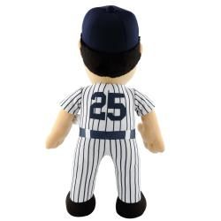 New York Yankees Mark Teixeira 14 inch Plush Doll Collectible Dolls