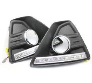 KANGBO car daytime running light for Ford FOCUS Sedan for 2009 2011 year.Car LED DRL Daylight 2 pc, : Automotive Electronic Security Products : Car Electronics