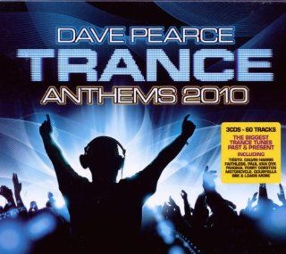 Dave Pearce Trance Anthems 2010: Music