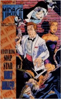 The Second Life of Doctor Mirage : Volume 1 Number 13: Bob Layton, Bernard Chang, Ken Branch, Mark Csaszar: Books