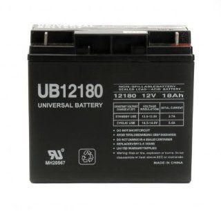 Compatible Suiter Wheelchair Sealed Lead Acid Battery, Replaces Part Number UB12180 ER. Fits Models: Suiter Emergi.Lite 0, Dual.Lite 12 582, Dual.Lite ML 10 12V, Dual.Lite ML 12E 12V, Dual.Lite CFM12V12, 4105, 4505, 910125SG, CFM12V20, CF12V15, 12NX16, 12N