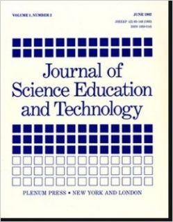 Journal of Science Education and Technology (Volume 1  Number 2  June 1992): Karen C. Cohen: Books