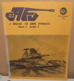 AFV G2 Magazine Vol. 3 Number 4 December 1971: Books