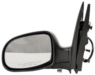 OE Replacement Ford Windstar Driver Side Mirror Outside Rear View (Partslink Number FO1320117): Automotive