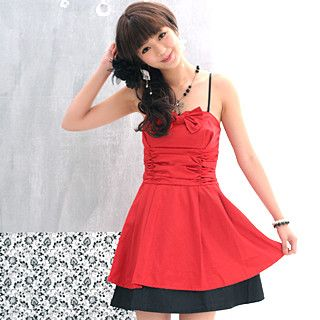 Strapless Shirred Party Dress   59 Seconds