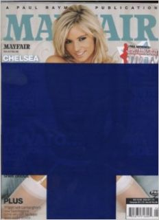 MAYFAIR MAGAZINE VOLUME 45 NUMBER 6 SAMANTHA FOX: MAYFAIR: Books