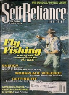 Self Reliance   May 2001   Volume 23, Number 5 (For Outdoor & Better Living): Jim Benson, Various: Books