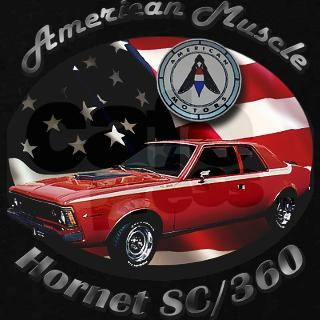 AMC Hornet SC/360 T Shirt by amc_hornet_sc360