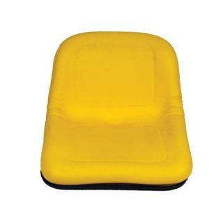 "A & I Products Seat, 15"", YLW VINYL Parts. Replacement for John Deere Part Number AM133476: Industrial & Scientific"