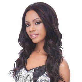 Sensationnel Synthetic Hair Empress Lace Front Wig   Megan   FS1B/33 Beauty