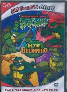 Teenage Mutant Ninja Turtles ~ In The Beginning ~ 2 Shows on 1 DVD ~ Things Change   Darkness on The Edge of Town ~ DVD Movies & TV