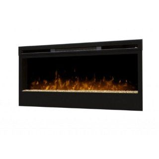 Dimplex BLF50 50 Inch Synergy Linear Wall Mount Electric Fireplace: Home Improvement