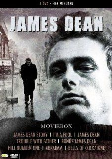 James Dean Collection   3 DVD Box Set ( James Dean Story / I'm a Fool / James Dean / Trouble With Father / Hill Number One / Abraham / Bells of Cockaigne / Bonus James Dean ) ( I a [ NON USA FORMAT, PAL, Reg.2 Import   Netherlands ] Amy Irving, Willia