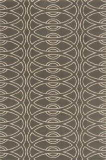 "Momeni Elements EL 29 Grey 2' 0"" x 3' 0"" Area Rugs"