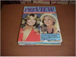 PreView Magazine Television Parties Movies (Farrah Fawcett Majors & Lindsay Wagner, Jaclyn Smith, John Ritter, Suzanne Somers, Volume 1 Number 12): Tim Hawkins: Books