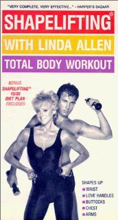 Shapelifting Lower Body Workout [VHS] Linda Allen Movies & TV