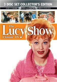 The Lucy Show  Classic TV 3 Disc Collector's Edition: Lucille Ball, John Wayne, Robert Goulet and more, various: Movies & TV