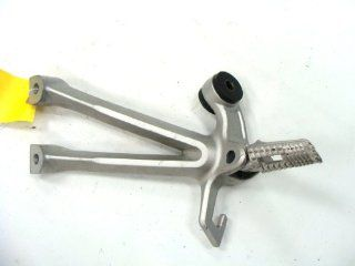 Suzuki GSXR Right Rear Peg & Bracket   4360021H00: Automotive