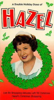 Hazel A Double Holiday Dose of [VHS]: Shirley Booth, Bobby Buntrock, Don DeFore, Whitney Blake, Maudie Prickett, Ray Fulmer, Lynn Borden, Julia Benjamin, Howard Smith, Robert Williams, Cathy Lewis, Donald Foster, Ted Key: Movies & TV