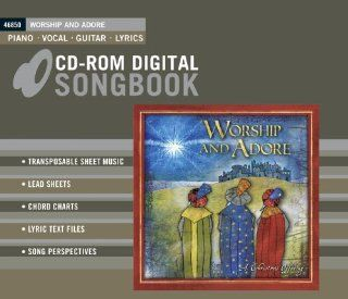 Worship & Adore:A Christmas Offering Digital Songbook: Music