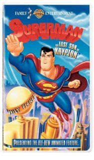 Superman: Last Son of Krypton [VHS]: Tim Daly, Dana Delany, Clancy Brown, Malcolm McDowell, Christopher McDonald, Finola Hughes, Mike Farrell, Shelley Fabares, Tony Jay, Corey Burton, George Dzundza, David Kaufman, Curt Geda, Dan Riba, Scott Jeralds, Alan