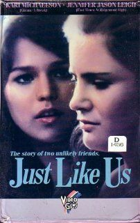 Just Like Us (aka ABC Afterschool Special: 'Have You Ever Been Ashamed of Your Parents?'): Jennifer Jason Leigh, Kari Michaelson, Harry Harris, Marion Ross, Carol Lawrence, James Karen, Julie Piekarski, Ta Ronce Allen: Movies & TV