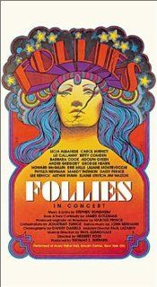 Stephen Sondheim's Follies in Concert [VHS]: Andre Gregory, Arthur Rubin, Barbara Cook, George Hearn, Jim Walton, Howard McGillin, Mandy Patinkin, Lee Remick, Liz Callaway, Daisy Prince, Betty Comden, Adolph Green, Michael Houldey, Ellen Krass, Thomas