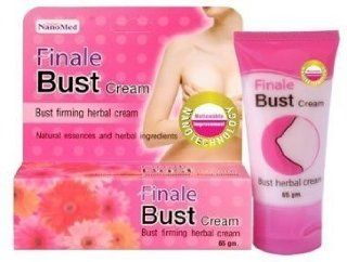Nanomed Breast Augmentation Firming & Enlargement Cream   (Bust Enhancing from Week 1, Natural)   65gx3: Health & Personal Care