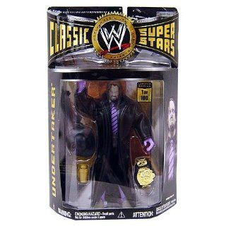 "WWE Unmatched Fury Platinum Edition ""Undertaker"" Figure Glow in the Dark Exclusive Only 100 Made TOY Fare: Everything Else"
